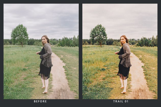20 Wilderness Lightroom Presets & LUTs - product preview 4