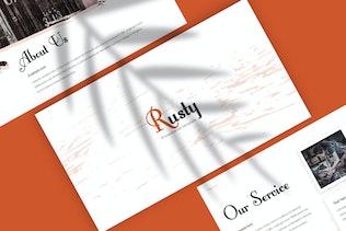 Rusty Powerpoint