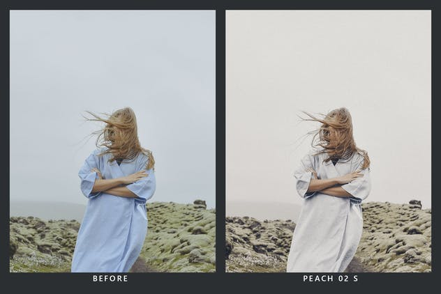 20 Wistful Film Lightroom Presets & LUTs - product preview 5