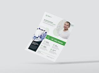 Thumbnail for Flyer – Doctor Multipurpose Template