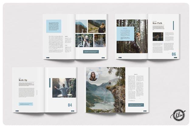 GONDOLA Adventure Magazine - product preview 3