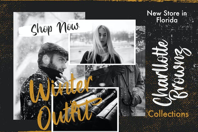 Hysteria - Stylish Script Font - product preview 11