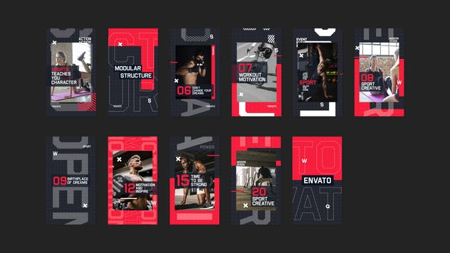 Sport Promo Pack - product preview 4