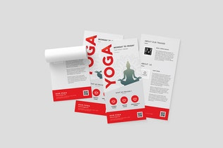Yoga DL Flyer