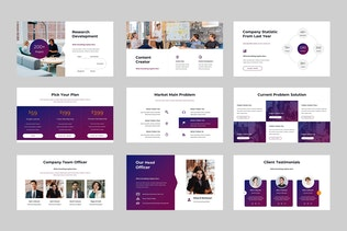 Recorp - Business Powerpoint Presentation