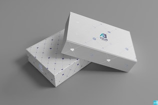 Thumbnail for Package Box Mockups Vol9