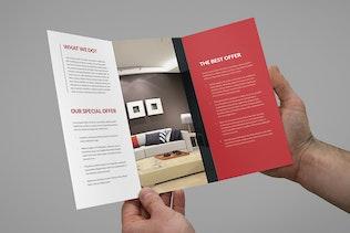 Thumbnail for Brochure Multipurpose Tri-Fold