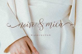 Thumbnail for Millered | Beauty Font Elegant