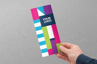 Cool Colorful Trifold
