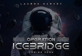 Thumbnail for Techno Space Futuristic Font