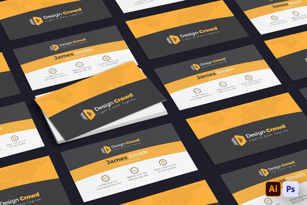 Business Card - product preview 1