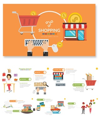 Thumbnail for Shopping Powerpoint Presentation