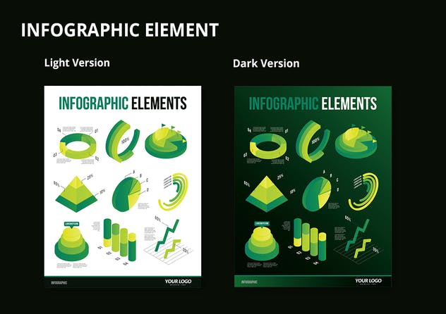 Infographic Examples for Designer V.62 - product preview 2