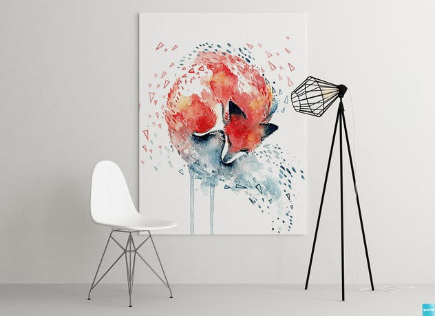 Art Wall Mock-up Vol.1 - product preview 7