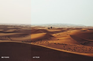 Thumbnail for Editorial Lightroom Presets