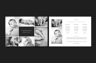 Newborn Photography Pricing Guide Template