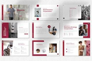 Abercio - Corporate Powerpoint Template