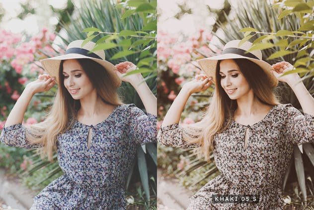 20 Natural Beige Lightroom Presets & LUTs - product preview 5