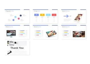 Thumbnail for Zeigla - Google Slides Template