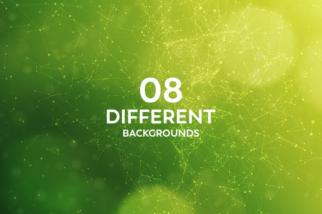 Network Abstract Backgrounds - product preview 3
