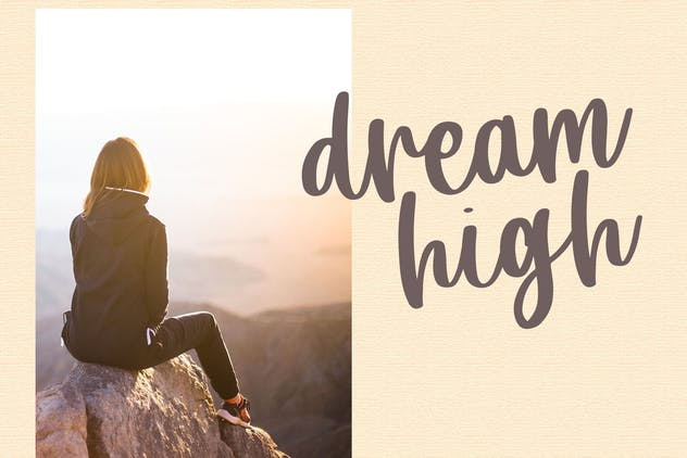 Artsy - Handwritten Font - product preview 2