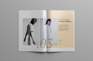 Thumbnail for KHANSA - Fashion Lookbook & Magazine