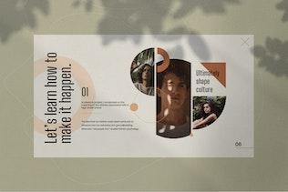 BORN - INK Creative Corporate Design Powerpoint