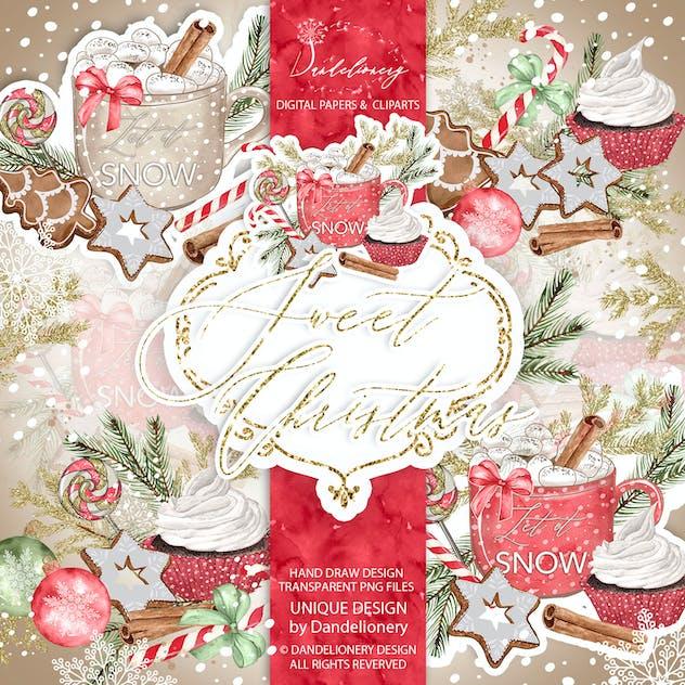 Sweet Christmas design