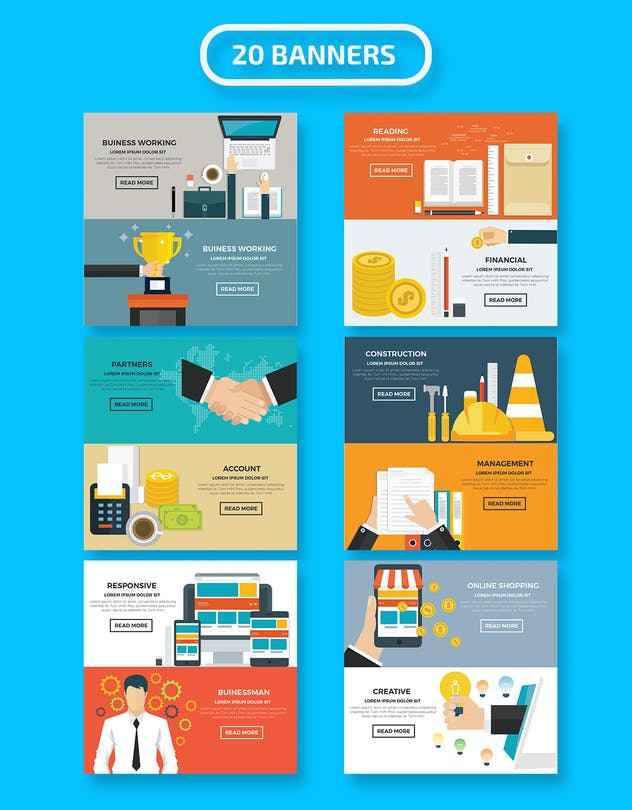Infographics Elements - product preview 2