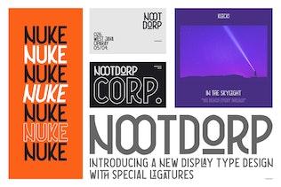 Миниатюра для Nootdorp | Шрифт заголовка
