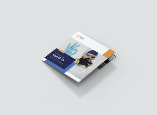 Thumbnail for Brochure – Medical Business Tri-Fold Square