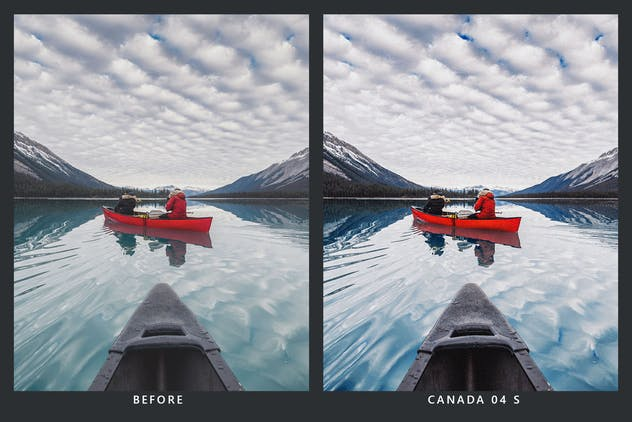 20 Wilderness Lightroom Presets & LUTs - product preview 6