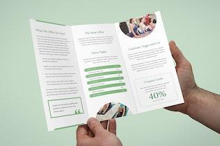 Thumbnail for Brochure – Yoga Tri-Fold