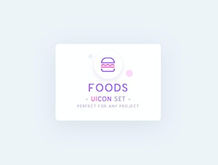Thumbnail for UICON Restaurant Icons
