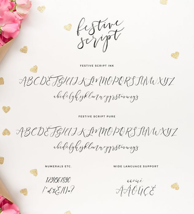 The Partylicious Festive Script - product preview 1