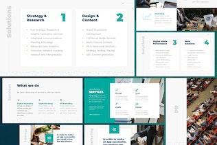 Thumbnail for Digital Marketing Agency Presentation