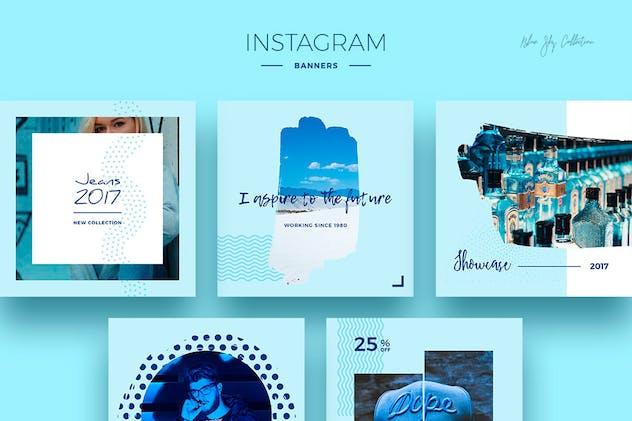 Blue Sky Social Media Designs - product preview 1