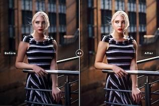 Thumbnail for Fashion Magazine Mobile & Desktop Lightroom Preset
