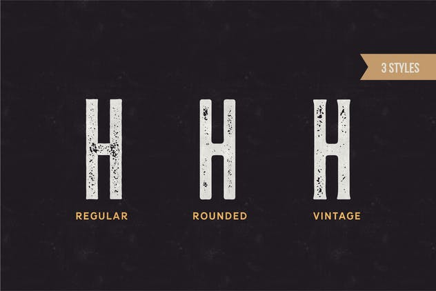 The Farmer Font - Condensed Typeface - product preview 5