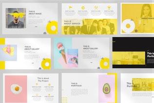 Thumbnail for Creative Design Google slide
