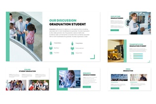 Миниатюра для Образованные - Шаблон Powerpoint