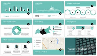 Matrid - Business Powerpoint Template