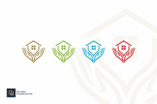 Home Care - Logo Template
