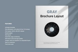 Thumbnail for Gray Brochure