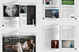 Thumbnail for Simple Multipurpose Magazine Vol.01