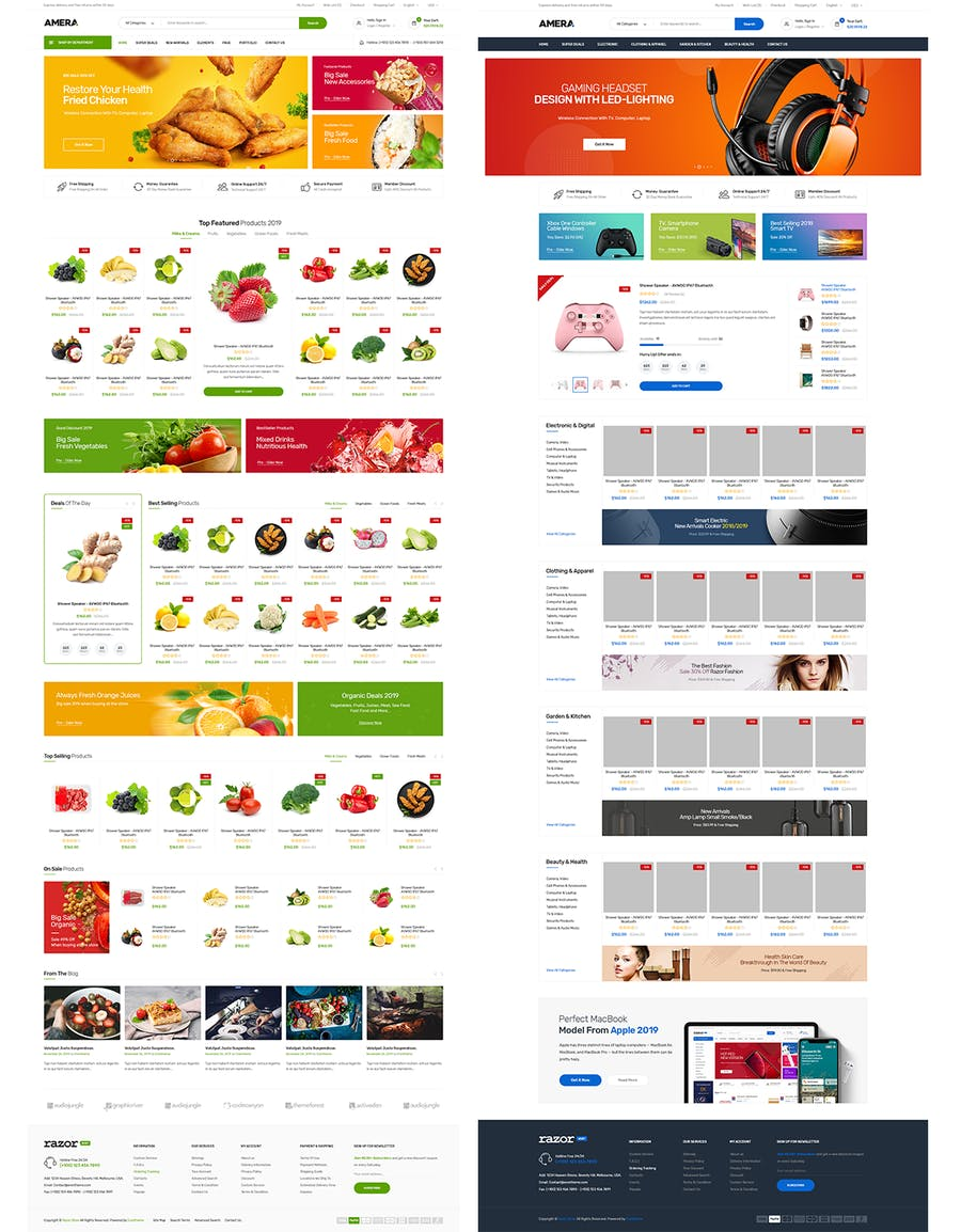 Amera - Responsive Prestashop 1.7 Theme - product preview 5
