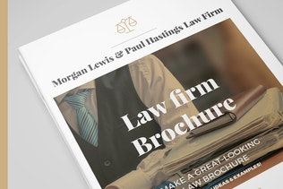 Thumbnail for Law Firm BiFold brochure