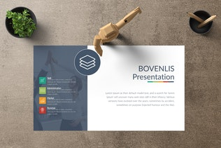 Thumbnail for BOVENLIS Powerpoint Template