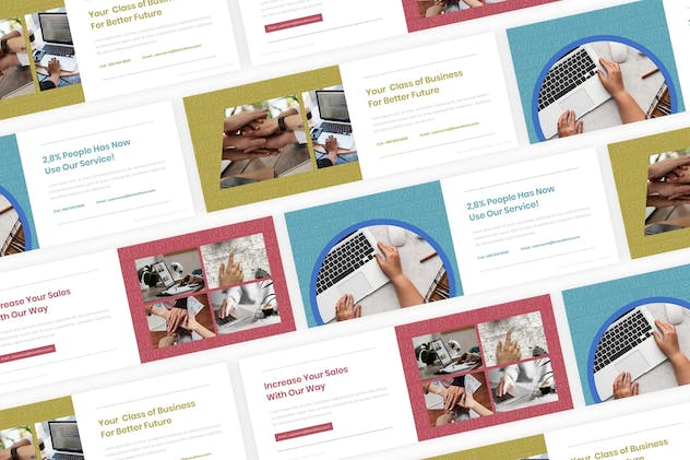 Creative Digital Facebook Cover - product preview 1