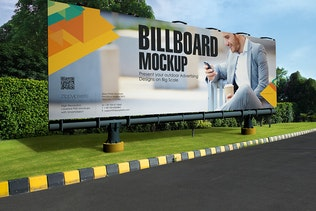 7 Billboard Mockups